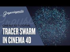 Greyscalegorilla Blog | Tracer Swarm Effect Tutorial in Cinema 4D