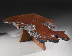 George Nakashima, Coffee Table, 1978