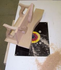 Router Pattern Jig - With Plans - by Peter Oxley @ LumberJocks.com ~ woodworking community