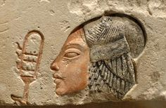 Meritaten was an ancient Egyptian Queen of the Eighteenth Dynasty, who held the position of Great Royal Wife to Pharaoh Smenkhkare.  Wikipedia Meritaten is shown here holding a sistrum.