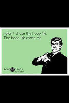 Hoop life!!!❤