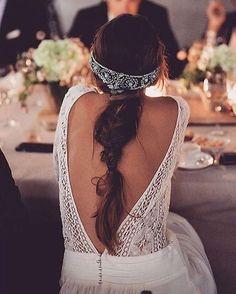 Gatsby the Magnificent Hochzeit Inspiration Pailletten amp Chantilly Bridal Braids, Bridal Fascinator, Bridal Headpieces, Bridal Hair, 1920s Wedding, Wedding Bride, Boho Wedding, Wedding Posing, 1920s Party