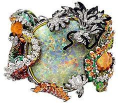 Victoire-de-Castellane-opal ring for Dior
