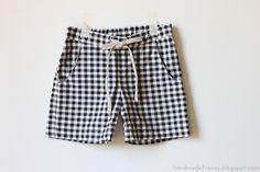 Handmade Frenzy: Clean Slate Shorts Round-Up