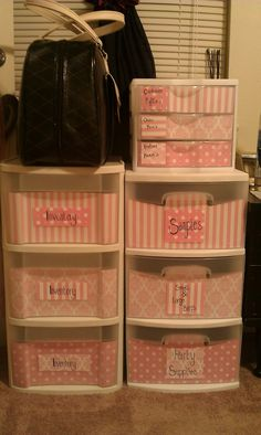 Organizing your Mary Kay products | Mary Kay business | Pinterest ...
