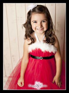 Ms. Santa Clause Tutu Dress-santa, christmas, tutu dress, costume, holiday. I want one!