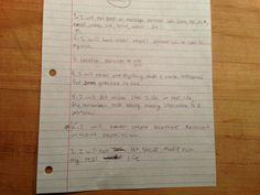 Social media rules for kids