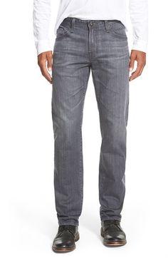 AG 'Graduate' Slim Straight Leg Jeans (Grey Dusk) available at #Nordstrom