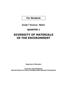 K TO 12 GRADE 7 LEARNING MATERIAL IN SCIENCE (Q1-Q2) Education And Development, Mathematics, Student, Science, Learning, Math, Studying, Teaching, Onderwijs