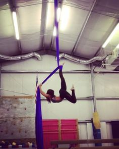 """189 Likes, 13 Comments - Kelsey Poitras (@kp_aerialist) on Instagram: """"Which body part do I want to kill today? #ankledrop #aerial #aerialist #aerialistsofig…"""""""