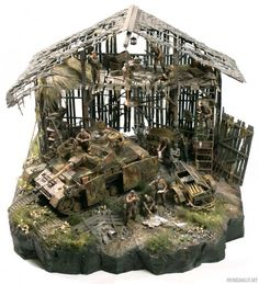 1/35 Diorama by Marcus Nieminen