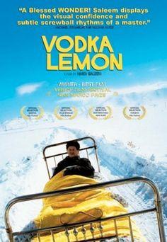 Affiche du film Vodka Lemon