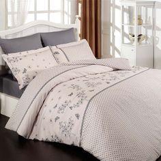 Midnight Garden 4-Piece Comforter Set Pink