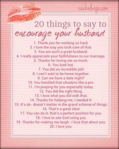 encouraging things to say printable