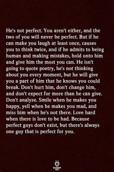 Quotes For Him, Be Yourself Quotes, Quotes To Live By, Couple Quotes, My Love Quotes, Mood Quotes, True Quotes, Positive Quotes, Quotes Quotes