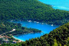 VISIT GREECE| #Panormos #Skopelos #island #Greece #visitgreece