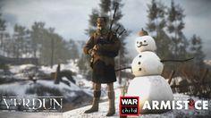Verdun Christmas Truce DLC Supports Charity - http://techraptor.net/content/verdun-christmas-truce-dlc-supports-charity   Gaming, News