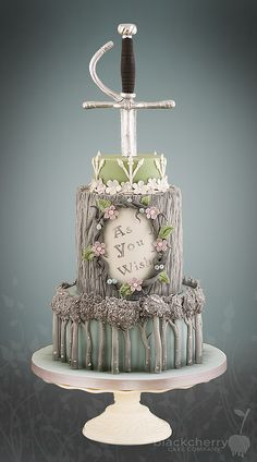 Princess Bride Cake!!!