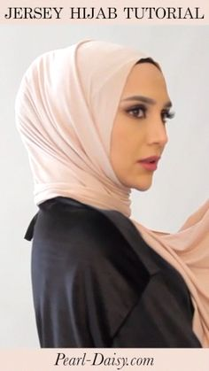 Hijab Styles 419608890286216189 - Source by headedith Modern Hijab Fashion, Hijab Fashion Inspiration, Muslim Fashion, Simple Hijab Tutorial, Hijab Style Tutorial, Hair Scarf Styles, Hijab Styles, Turban Hijab, Hijab Dress