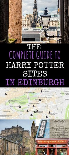 Comprehensive Guide to all the Harry Potter sites in Edinburgh Scotland. Want to sit and sip coffee in the same café that J.K. Rowling wrote the Harry Potter books? See turreted buildings that may have been the inspiration for Hogwarts? See graves and streets that may have influenced the names of Harry Potter characters? Drink a pint of butterbeer in a local pub? We'll provide not only a list of the top Harry Potter sites in Edinburgh and how to visit them, but we'll also try to separate…