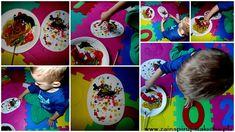 Pisanki malowane na trzy sposoby / Zainspiruj Malucha