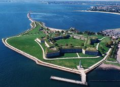 castle island south boston