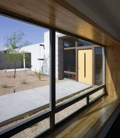 The Six: Courtyard Houses by Ibarra Rosano Design Architects | Tucson, Arizona, USA.