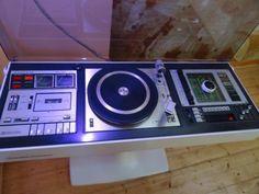 Rosita KL 3500 Vintage Plattenspieler Tuner Tape Tulip Space Age in Leichlingen