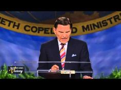 Kenneth Copeland. Activating your ability to hear God.