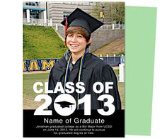 Best Printable DIY Graduation Announcements Templates Images On - Senior invitations templates