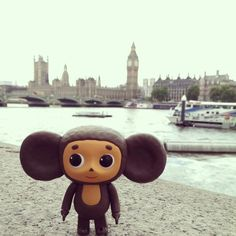 Cheb loves London!