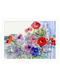 Florals By Raul Dufy