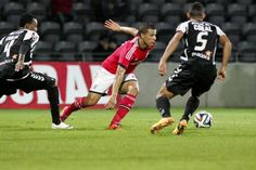 League Cup: Benfica and Belenenses victorious