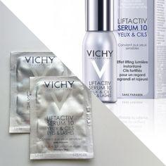 Tester test - Vichy Liftactiv serum 10 za oči i trepavice