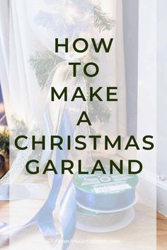 Learn how to make this gorgeous blue and white Christmas fireplace garland. All of the ornaments make the mantle look beautiful. Christmas Fireplace Garland, Diy Christmas Garland, Christmas Mantels, Fireplace Mantle, Vintage Christmas Ornaments, Victorian Christmas, Christmas Trees, Christmas Holidays, Fireplace Decorations