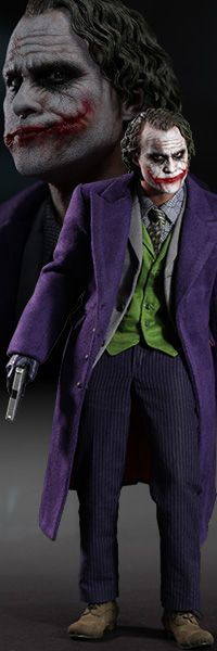 The Joker DX 2.0 - Sixth Scale Collectible Figure