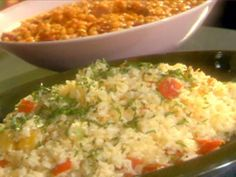 Get Portuguese Rice Recipe from Food Network