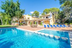 Holiday home San Jordi Ibiza Villa Spain for rent Pinar de Son Pou