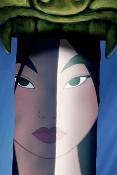 Reflection Mulan