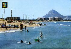 Javea - Arenal 1973