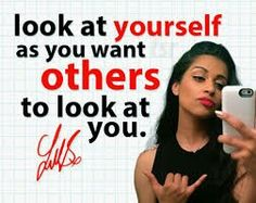 Love yourself quotes. Follow me @Chloe Lanez. Lilly singh quotes. Spokeswoman quotes.