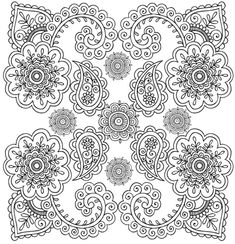 The 102 Best Adult Colouring Zen Patterns Images On Pinterest