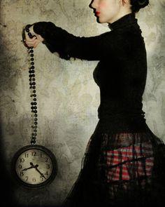 Tick Tock by Elle Moss