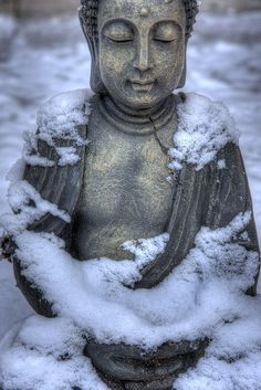 buddha by Edward Dalmuder