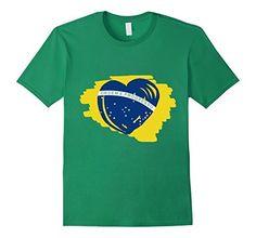 BRAZIL NATIONAL FLAG Unisex T-shirt / Bandeira do Brasil, Br Brazil FLAGS Tees, http://www.amazon.com/dp/B072WCMVCJ/ref=cm_sw_r_pi_dp_-ftszbV1H11G1