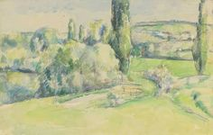 Image result for cezanne watercolours and drawing