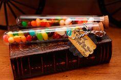 botes de caramelos de harry Potter