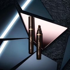 YSL Spring 2017 The Shock Eye Event Collection and Black Opium Floral Shock - Beauty Trends and Latest Makeup Collections Ysl Black Opium, Ysl Beauty, Beauty Makeup, Eye Makeup, Cosmetic Design, New Cosmetics, Latest Makeup, Make Up Collection, Highlighter Makeup