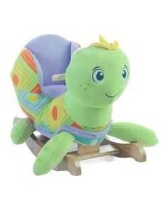 Take a look at this Sammie Sea Turtle Rocker today!