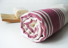 Turkish BATH Towel Peshtemal Bamboo and Cotton by bathstyle
